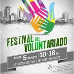 GPF Represented at 3rd National Volunteer Festival in Paraguay