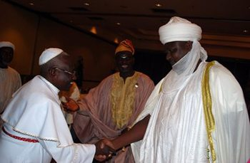 GPF Hosts Inter-religious Consultation for National Unity in Nigeria