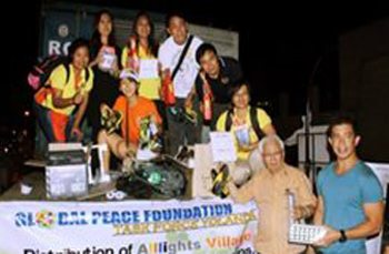 GPF Brings a Happy Christmas to Ormoc City