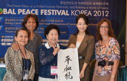 Dr. Jun Sook Moon Urges Women to Make Korean Unification a Part of Everyday Life