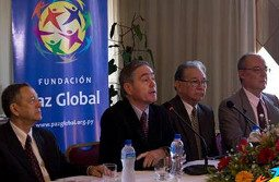 Dr. Hyun Jin Moon, Chairman of Global Peace Foundation to Attend High-Level Symposium on Paraguay-South Korea Relations